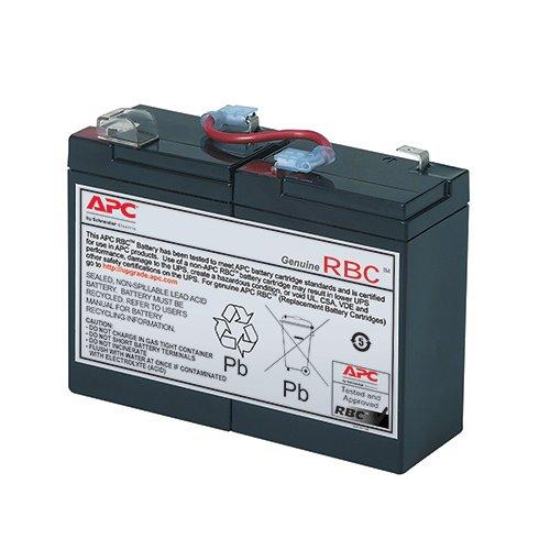 APC Replacement Battery Cartridge #1 RBC1