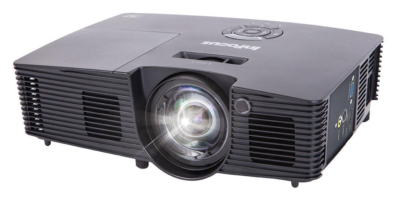 InFocus 3,800 Lumens IN112xv Projector