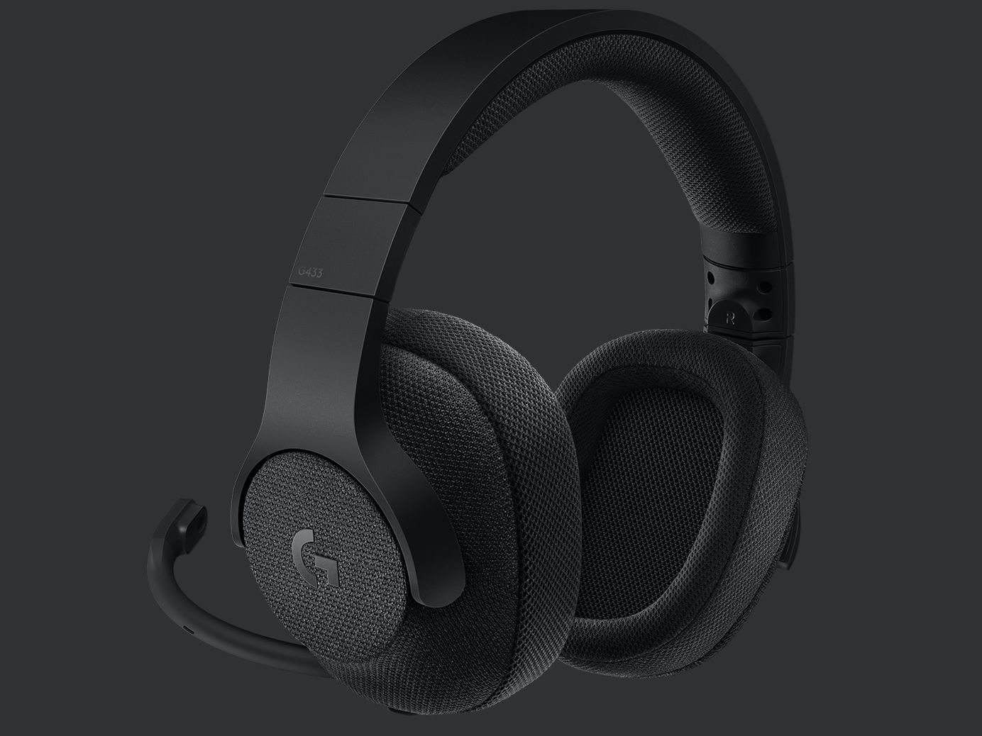 Logitech G433 7.1 Wired Surround Gaming Headset
