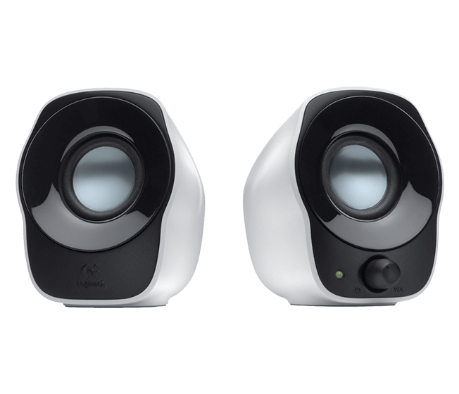 Logitech Compact Stereo Speakers Z120