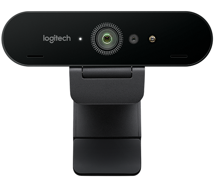 Logitech BRIO Ultra HD Webcam