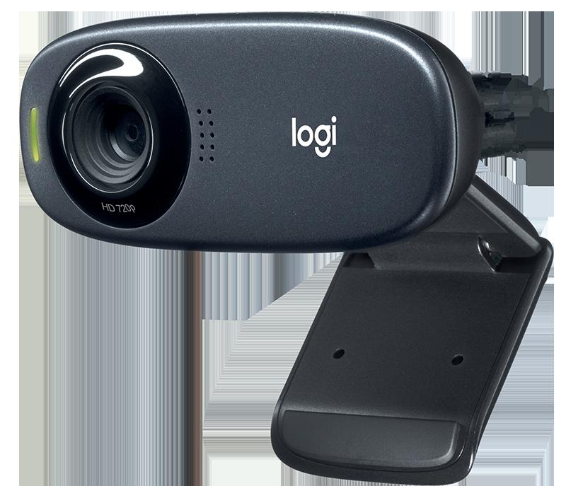 Logitech C310 HD Webcam 960-000588