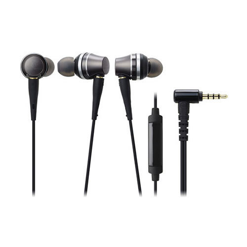 Audio Technica In-Ear Headphones for Smartphone ATH-CKR90iS