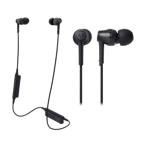Audio Technica Wireless In-Ear Headphones ATH-CKR35BT