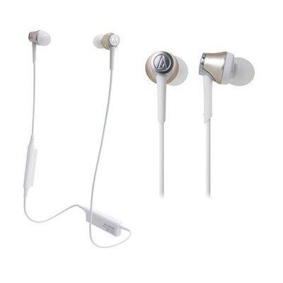 Audio Technica Wireless In-Ear Headphones ATH-CKR55BT