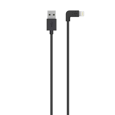 Belkin MIXIT↑ 90° Lightning to USB Cable F8J147bt04-BLK