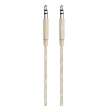 Belkin MIXIT↑™ Metallic AUX Cable 1.2M