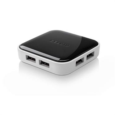 Belkin 7-Port Powered Desktop Hub F4U022vak