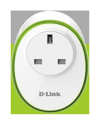 D-Link mydlink Wi-Fi Smart Plug DSP-W115