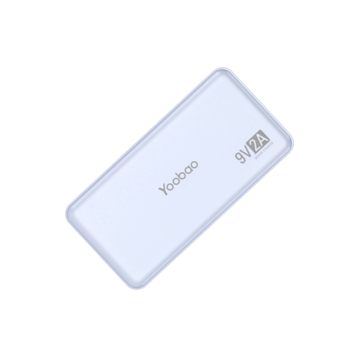 Yoobao YB-Q12 Quick Charge Polymer 12000mAh Power Bank