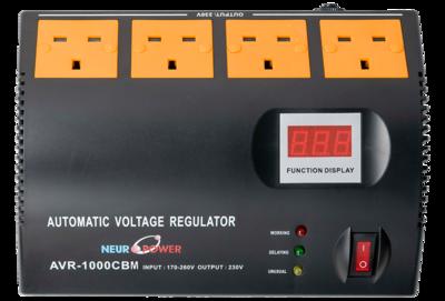 Neuropower AVR Series 1000VA AVS1000-CBM