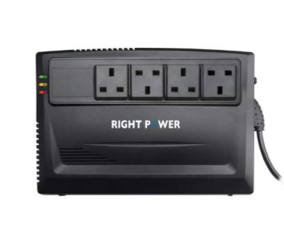Right Power PowerCube 800G2 Line Interactive UPS