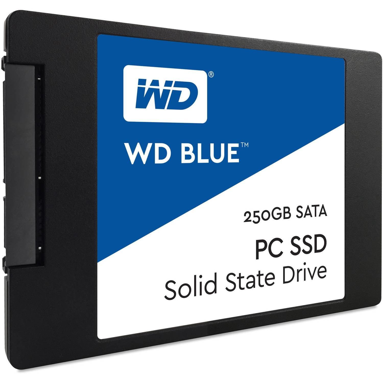 """Western Digital Blue PC SSD 2.5"""" 7mm 250GB"""