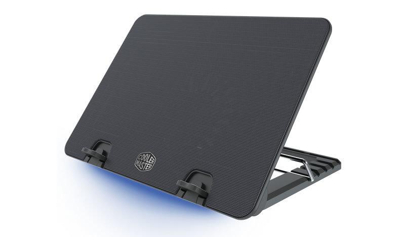 Cooler Master Notebok Cooler ERGOSTAND VI USB 3.0 -R9-NBS-E43KK-GP