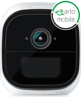 Netgear Arlo Go Mobile HD Security Camera VML4030-100UKS