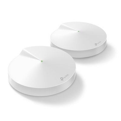 TP-Link AC2200 Smart Home Mesh Wi-Fi System  Deco M9 Plus(2-pack)