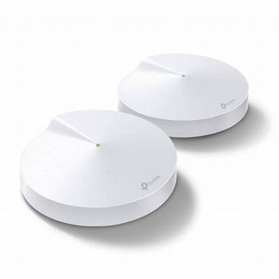 TP-Link AC1300 Whole Home Mesh Wi-Fi System  Deco M5(2-pack)