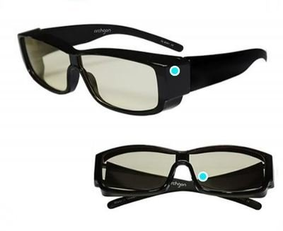 Archgon Anti-Blue Light Glasses GL-B301-T