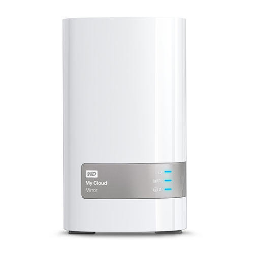 Western Digital My Cloud Mirror 4TB External Hard Drive