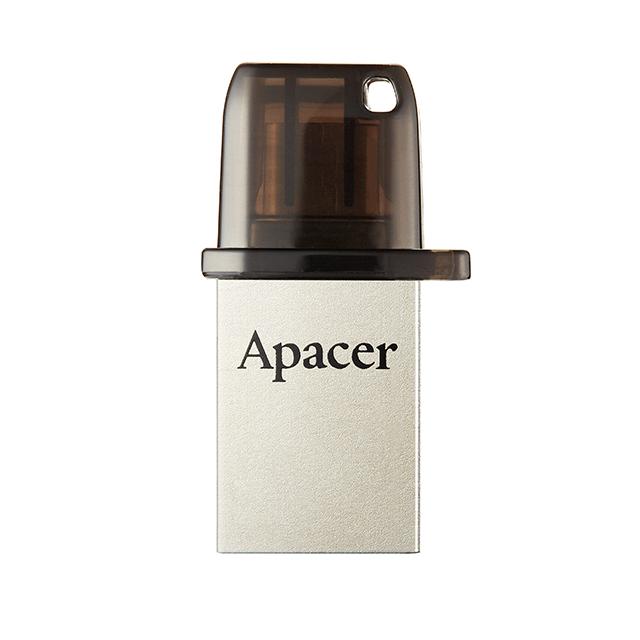 Apacer OTG AH175 USB 2.0 Dual Flash Drive 8GB