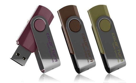 Team E902 USB 2.0 16GB Flash Drive