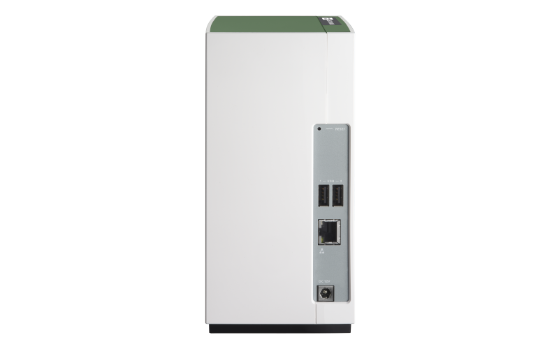 QNAP 2 Bay NAS Storage For Private Cloud & Home Entertainment TS-228A
