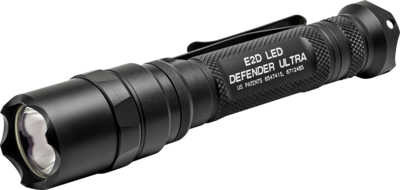 Surefire E2D Defender Ultra Dual-Output 1,000 Lumens LED Flashlight E2DLU-A