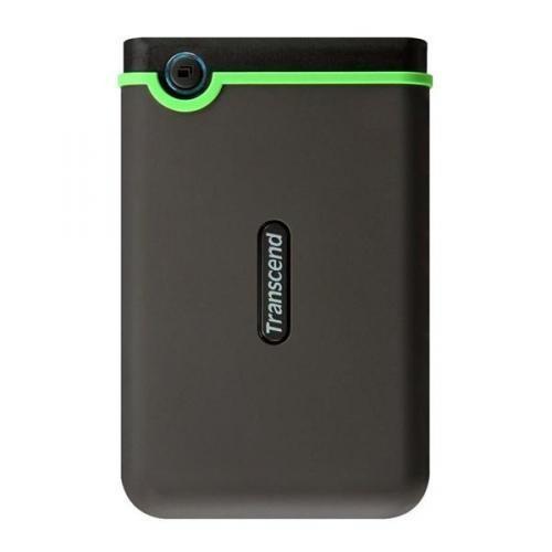 """Transcend StoreJet 25M3 2.5"""" USB 3.0 / 3.1 1TB Portable Hard Drive"""