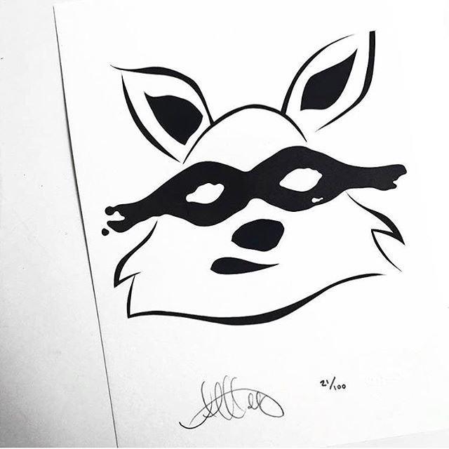 Murphy - The Mischievous Raccoon