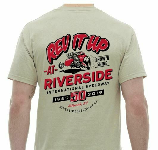 Rev It Up 2019 T-Shirt - Size XXLarge