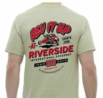 Rev It Up 2019 T-Shirt - Size Large