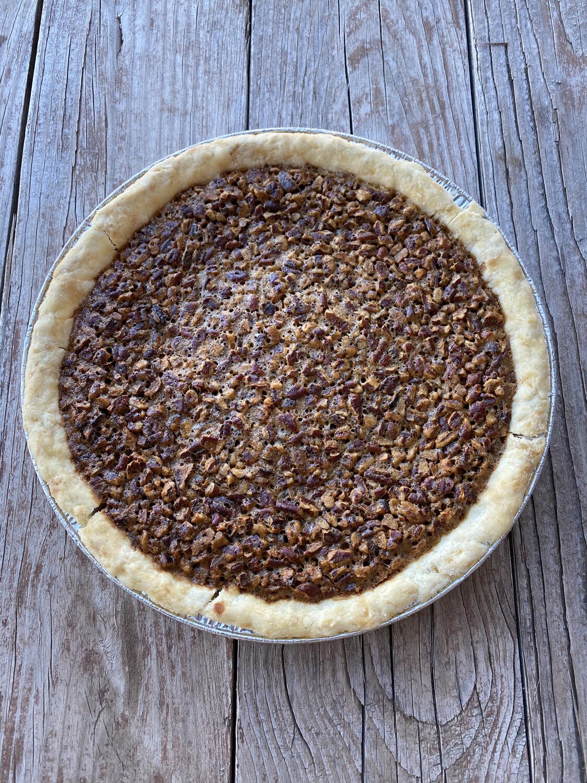 Gluten Free Chocolate Pecan Pie (11 inch)