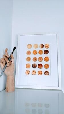 Watercolor Cookies - Assortment