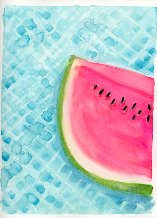 Summertime Stillness