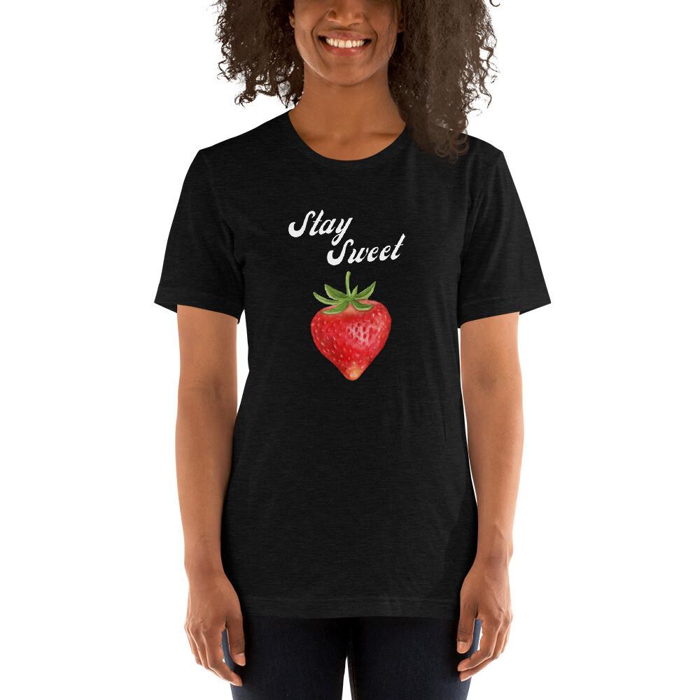 Stay Sweet - Short-Sleeve Unisex T-Shirt