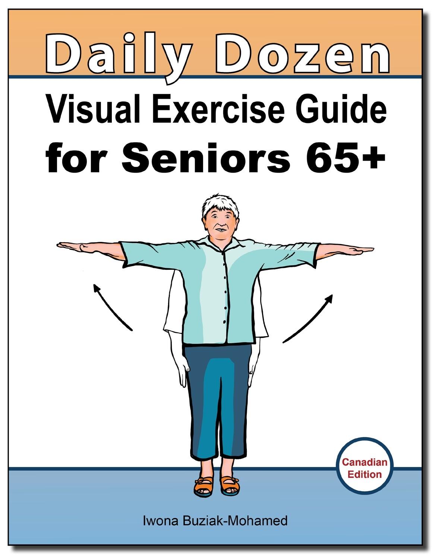Daily Dozen: Visual Exercise Guide—for Seniors 65+, Book PDF
