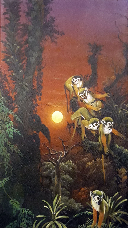 Deny Efer Rios Chavez - El Ocaso de la Selva