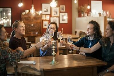 Gutschein für die Weinführung