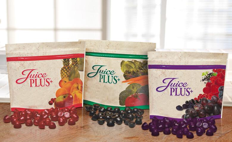 Juice Plus Chewables Fruit