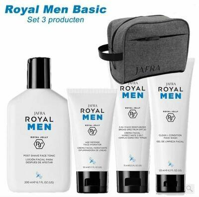 Royal MEN Set - 3 producten