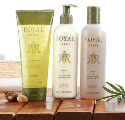 Royal Olive Body Set van 3