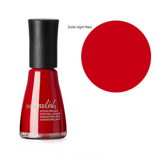 Beyond Brilliant Shine Nail Lacquer - Date Night Red