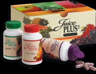 Juice Plus Groente en Fruit Capsules