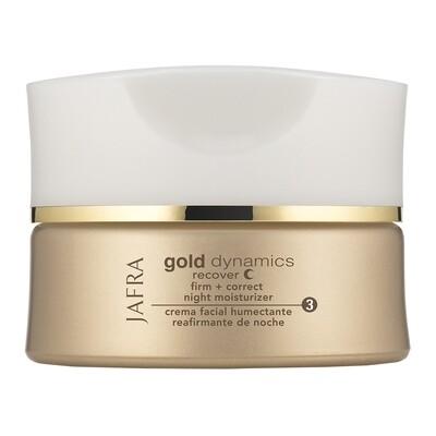 Gold Dynamics Firm & Correct Night Moisturizer