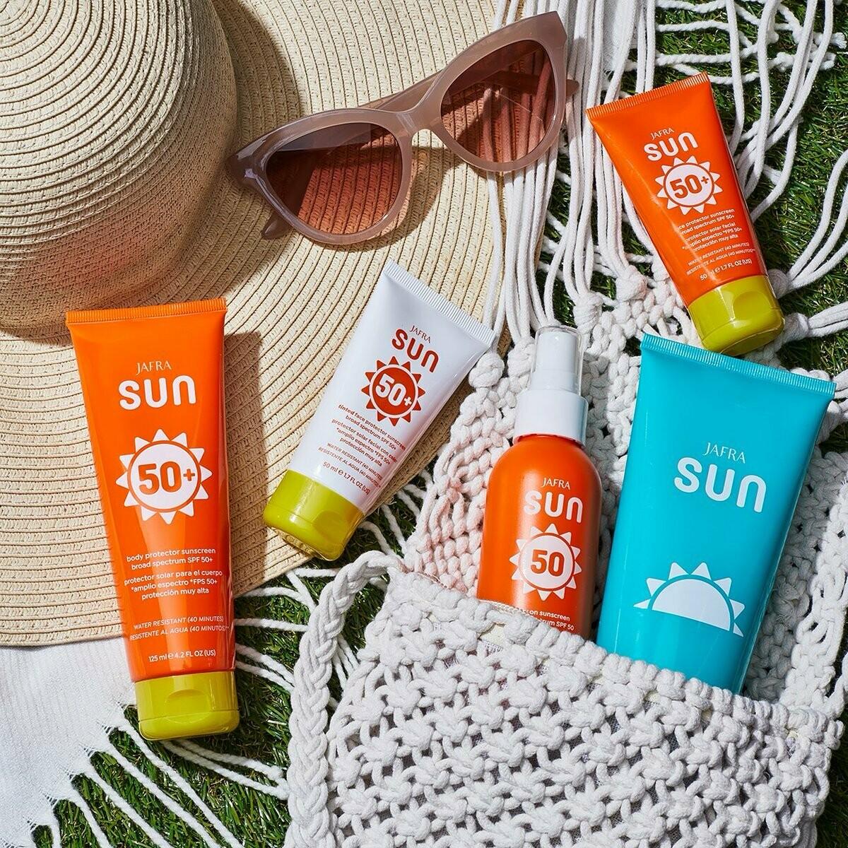 Sun Shine Set - 3 naar keuze