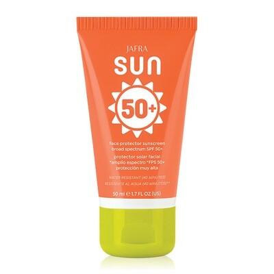 Sun Face Protector Sunscreen Broad Spectrum SPF 50+