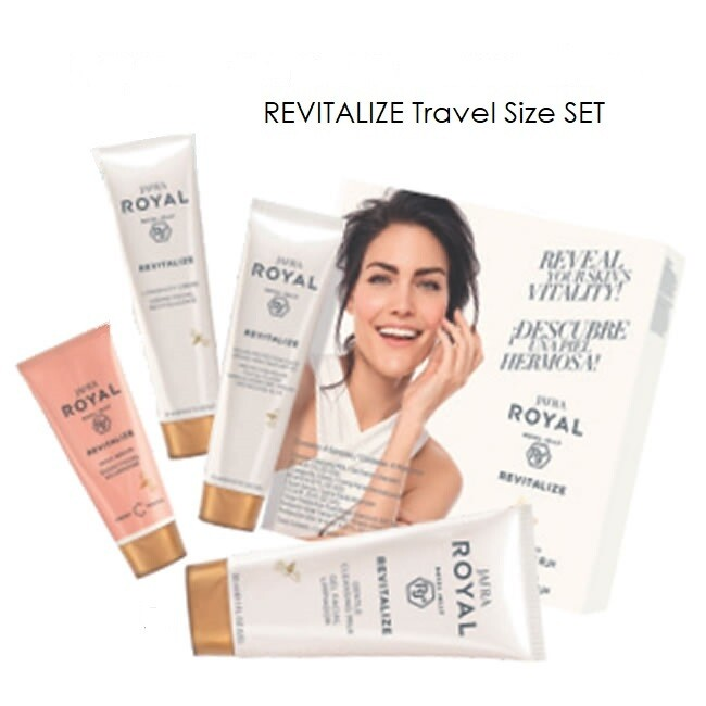 ROYAL Revitalize Travel Set - 4 producten