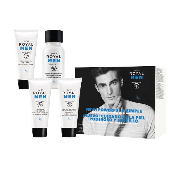 Royal Men travel Set - 4 producten