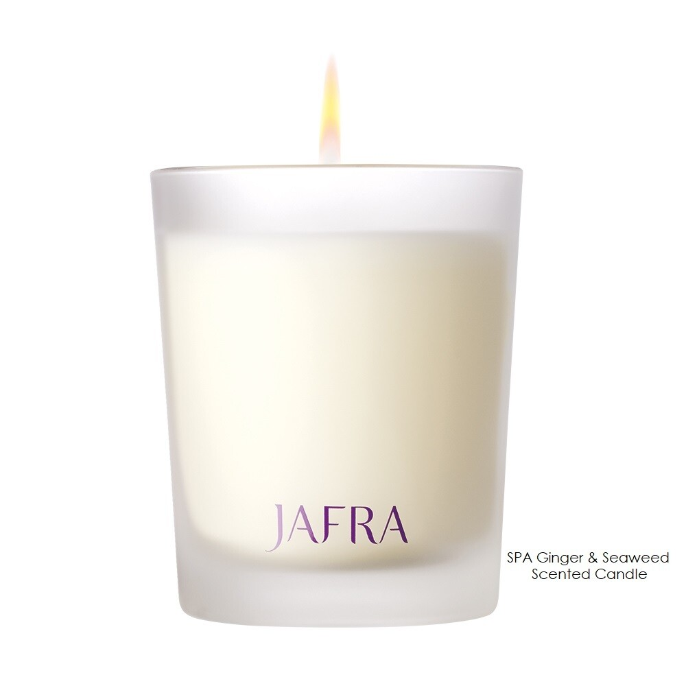 SPA Scented Candle, 125 g