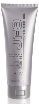 JF9 Chrome - AllOver Hair & Body Shower Gel